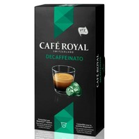 Капсулы для кофемашин Cafe Royal Decaffeinato 10 порций
