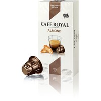 Капсулы для кофемашин Cafe Royal Almond 10шт*5г