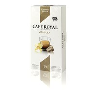 Капсулы для кофемашин Cafe Royal Vanilla 10шт*5г