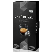Капсулы для кофемашин Cafe Royal Ristretto 10 порций