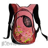 Рюкзак молодежный (темно-красный)